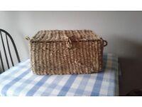 Seagrass storage box