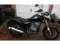 Zontes Mantis Motorbike