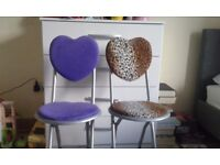 Childrens chairs