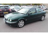 2005 Jaguar X Type 2.2 D SE Full History