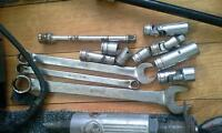 snap on wrenches and sockets