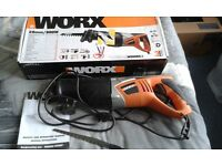 WORX RECIPRICATING SAW 28MM 800W