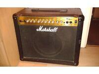 Marshall MG30DFX Amp