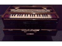 Harmonium 13 Scale Changer