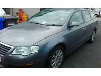 VW Passat Estate..Sale or PX for 4x4