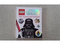 Lego Star Wars - The Visual Dictionary book.