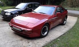 Porsche 944 Lovely original early example- ready to use!