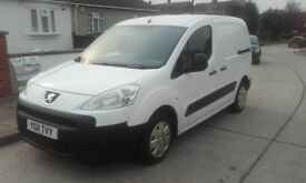clean van 1 year mot new battery also 4 new tyres