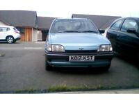 Classic Ford Fiesta Mark 3, 1.1,