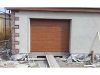 garage doors sectional insulated for a rated builds and upgrades