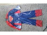 Superman outfit 3-4 years