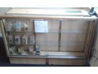 Display cabinet /reception desk