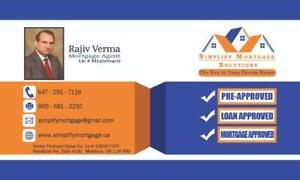 Your  1st, 2nd and 3rd Mortgages  Approved NO Job Verification...NO Credit Check Private Funds Call 647-291-7116