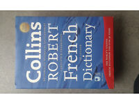 Collins Bilingual Unabridged French Dictionary 9th ed.