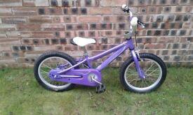 """Specialized Hot Rock kids bike 16"""" wheels"""