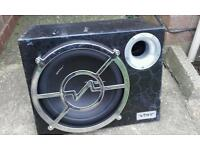 VIBE CBR12 ACTIVE SUBWOOFER 1200 WATTS