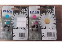 Epson ink cartriges