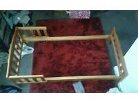 Toodle bed frame