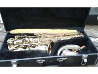 Alto saxaphone , Rosetti + Yamaha mouthpiece £250