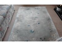 chinese rug 4ftx80inchs