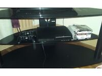 PlayStation 3 with 6 games 300gb