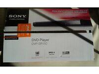 Genuine Sony DVD player