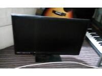 "21"" lcd tv with freeview"