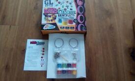 Bead charm bracelet boxed BNIB