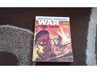 War picture library holiday special book