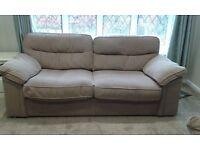 2 x sofas (3+2 seater)