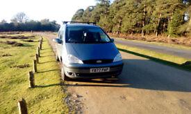 Ford Galaxy 2.3L Petrol ZETEC 7 seater 84.5K MPV