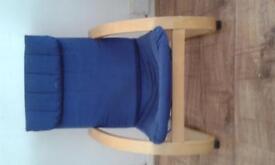 kids arm chair