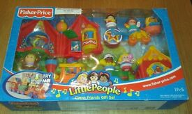Fisher Price Little People Circus Friends Gift Set