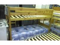 New bunk bed frame only