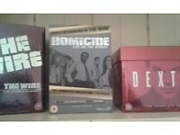 Homicide life on the street box set