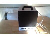 Kwik-Draw projector