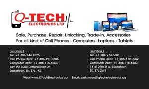 CELL PHONES AND COMPUTER UNLOCK AND REPAIRING