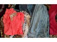 Huge bundle of size 12 womens clothes
