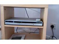 Bush DVR 3006 DVD recorder and player