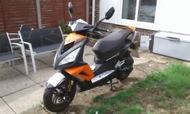 Peugeot speedfight 3 50cc with lots of parts