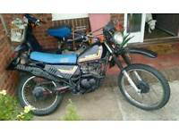 Suzuki Dr 125 for sale