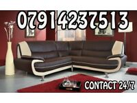 PALERMO SOFA RANGE CORNER SOFA 3+ 2 SETS ARM CHAIRS AND FOOT STOOLS 7664