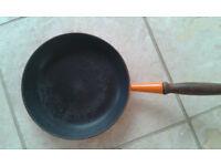 LE CRUSET FRYING PAN