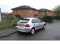 1.4 Rover 25 Petrol SILVER (2004) Manual 5 Door Hatchback Cheap Insurance