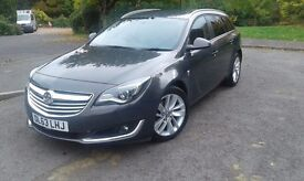 Vauxhall insgina tourer, Perfect family car