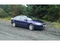 Mazda 6. Full mot. Swap or sell £800.