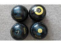 Henselite Classic 2 bowls