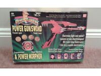 Power Rangers Power Gun/Sword & Power Morpher