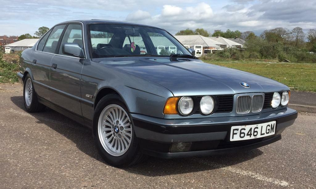 Bmw e34 525i se 1988 swap in taunton somerset gumtree for South motors bmw mini
