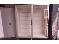REFURBISHED !!! KOMMERCIAL FRIDGE DISPLAY